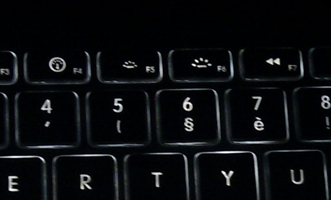 keyboard backlight illumination stops to work in mac os x user